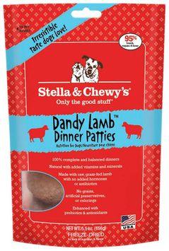 Stella & Chewy's Freeze-Dried Dinner - Dandy Lamb