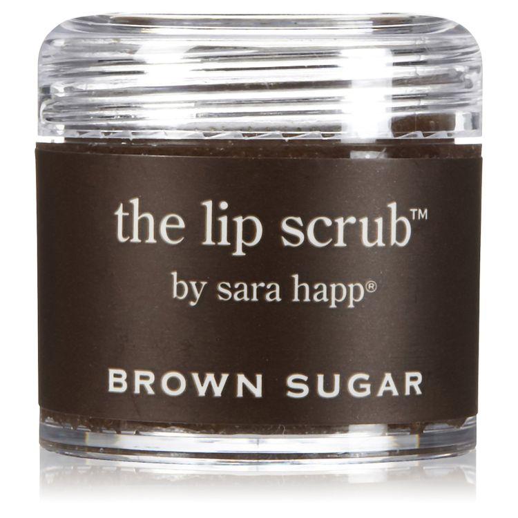 sara happ 'The Lip Scrub - Brown Sugar' Lip Exfoliator
