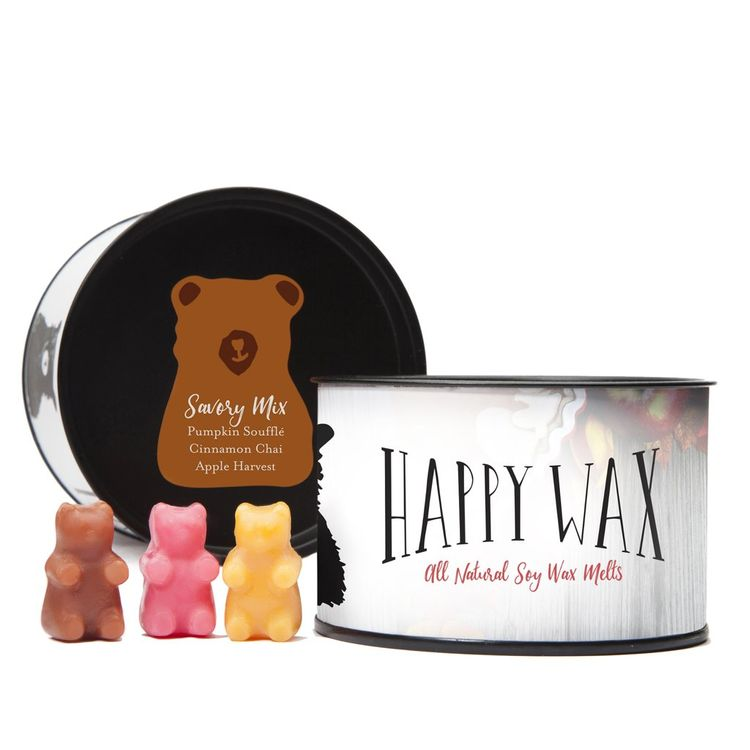 Happy Wax Savory Mix Wax Melts
