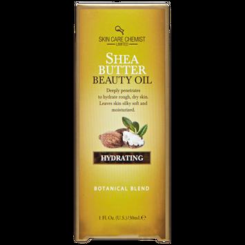 Skin Care Chemist Hydrating Shea Butter Beauty Oil