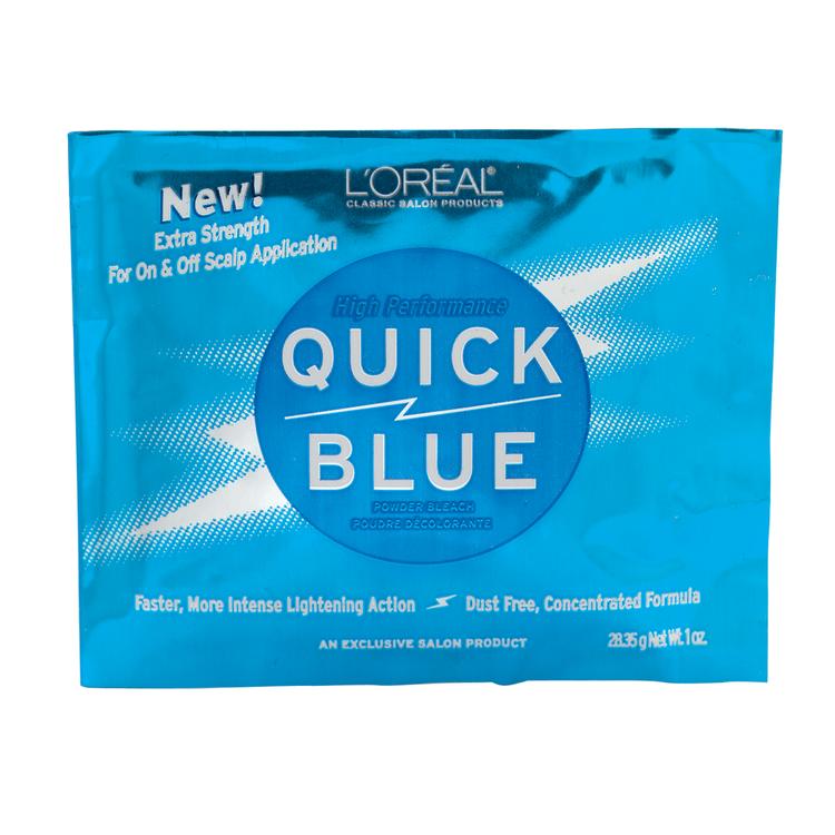 L'Oréal Paris Quick Blue High Performance Powder Lightener