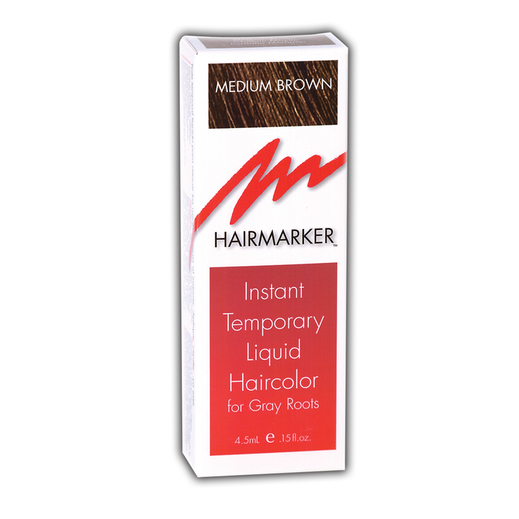 Hairmarker Temporary Hair Color Brown
