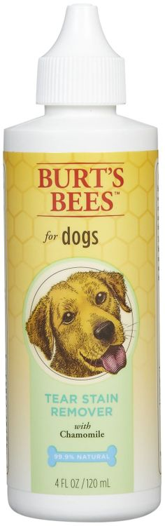 Burt's Bees Tear Stain Remover Chamomile