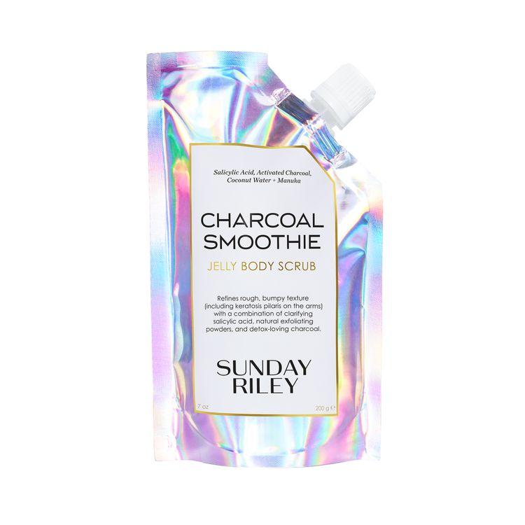 Sunday Riley Charcoal Smoothie Jelly Body Scrub, 7-oz.