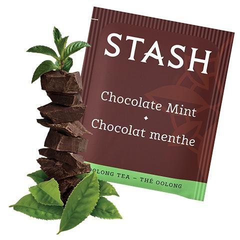 Stash Tea Chocolate Mint Oolong Tea