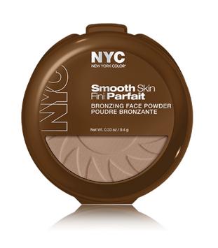 NYC Smooth Skin Bronzing Face Powder