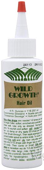 Wild Growth® Hair Oil
