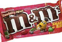 M&M'S® Strawberry Nut Milk Chocolate Candy