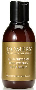 ISOMERS Skincare Glutathiosome High Potency Body Serum