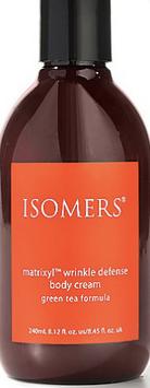 Isomers Wrinkle Defense Body Cream