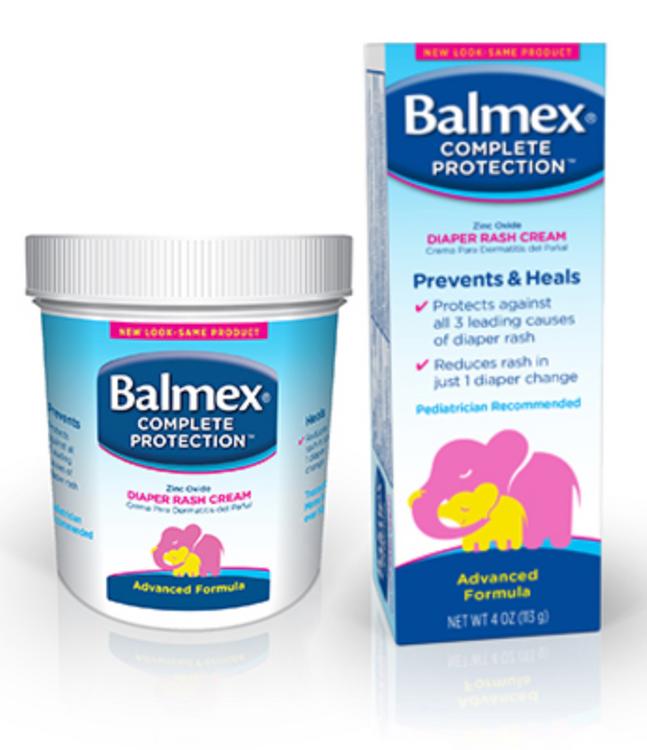 Balmex® Complete Protection™ Diaper Rash Cream