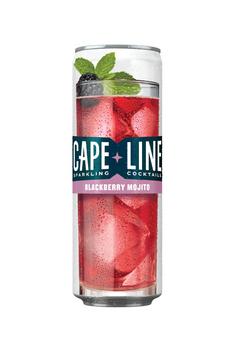 Cape Line Blackberry Mojito Sparkling Cocktail