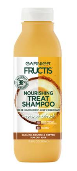 Garnier Fructis Nourishing Treat Shampoo + Coconut Extract
