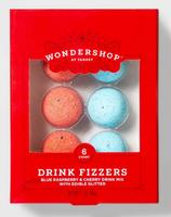 Wondershop Holiday Fizzy Kids Drink Bombs