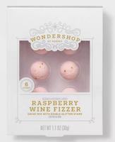 Wondershop Raspberry Flavored Sparkling Wine Fizzers