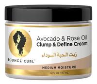 Avocado and Rose Oil Clump and Define Cream
