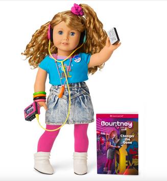 American Girl Courtney™ Doll