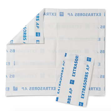 Medline Extrasorbs Underpads 30 x 36 inches (Pack of 25)