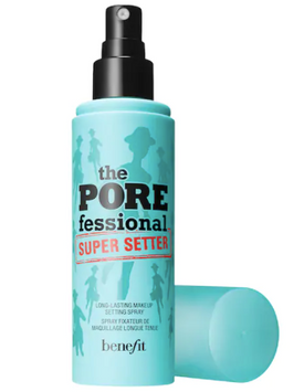 The POREfessional: Super Setter pore-minimizing setting spray