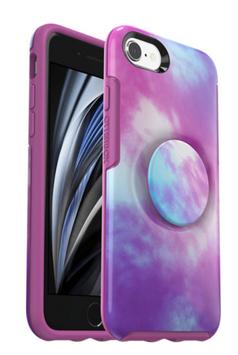 OtterBox Otter + Pop Symmetry iPhone SE/8/7 - Ride or Dye