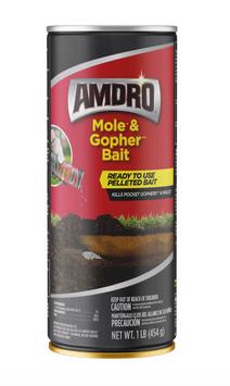 Amdro Mole & Gopher Bait