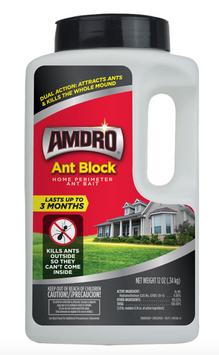 Amdro Ant Block Home Perimeter Ant Bait 12oz