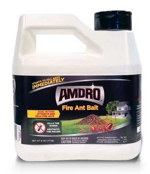 Amdro Fire Ant Bait 6oz