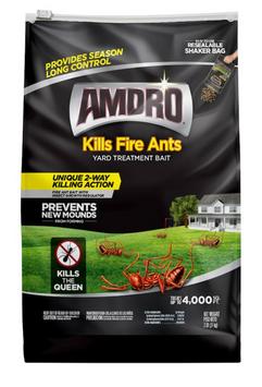 Amdro Kills Fire Ants Yard Treatment Bait