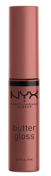 NYX Butter Lip Gloss Brown Sugar