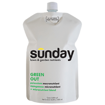 Sunday Green Out