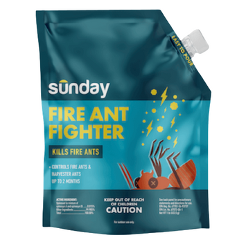 Sunday Fire Ant Fighter