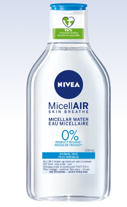 NIVEA MICELLAIR MICELLAR WATER NORMAL SKIN