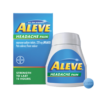 Aleve® Headache Pain Relief Tablets