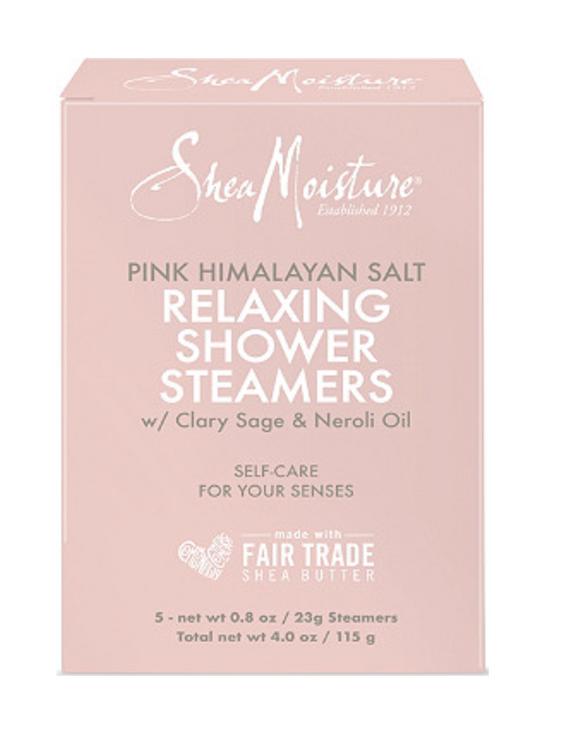 SheaMoisture Pink Himalayan Salt Shower Steamers