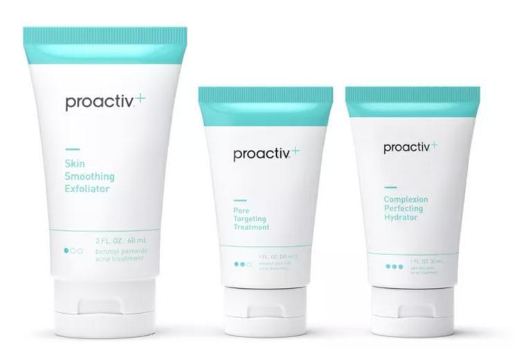 Proactiv+ 3 Step Acne Treatment System