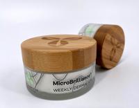 MICROBRILLIANCE© WEEKLY DERMA-SCRUB 100G JAR