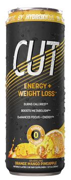 CUT Energy + Weight Loss Orange Mango Pineapple