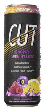 CUT Energy + Weight Loss Berry Lemonade