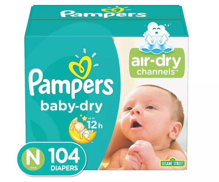 Pampers® Baby-Dry™Jumbo pack