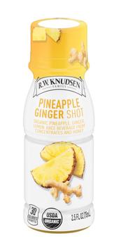 R.W. Knudsen Pineapple Ginger Juice Shots