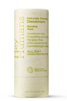 Hey Humans Natural Deodorant