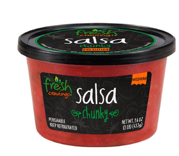 Fresh Cravings Medium Chunky Salsa