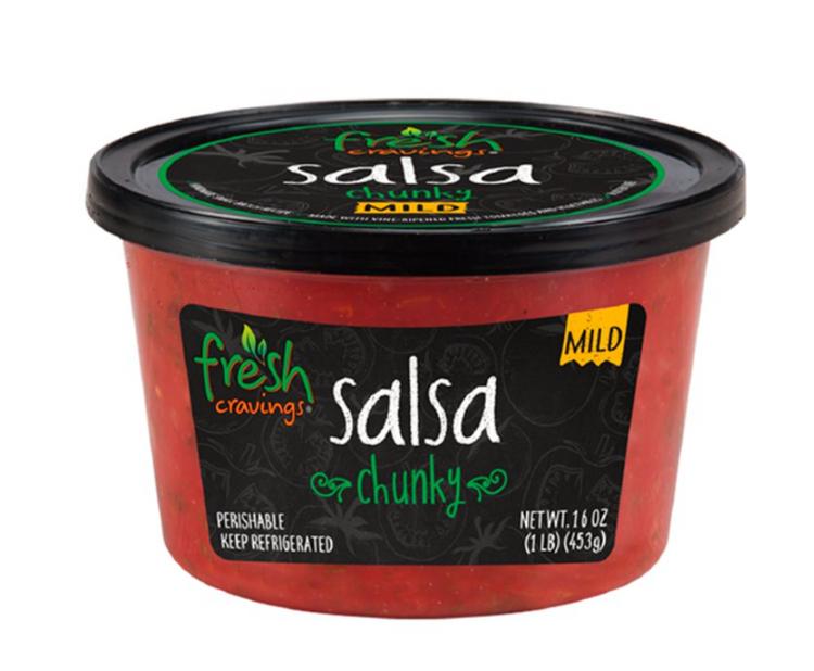 Fresh Cravings Mild Chunky Salsa