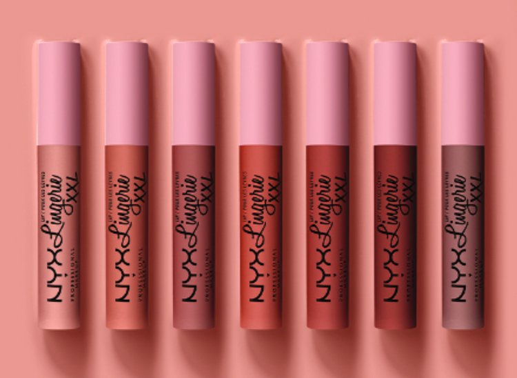 NYX Lip Lingerie XXL Lip Color