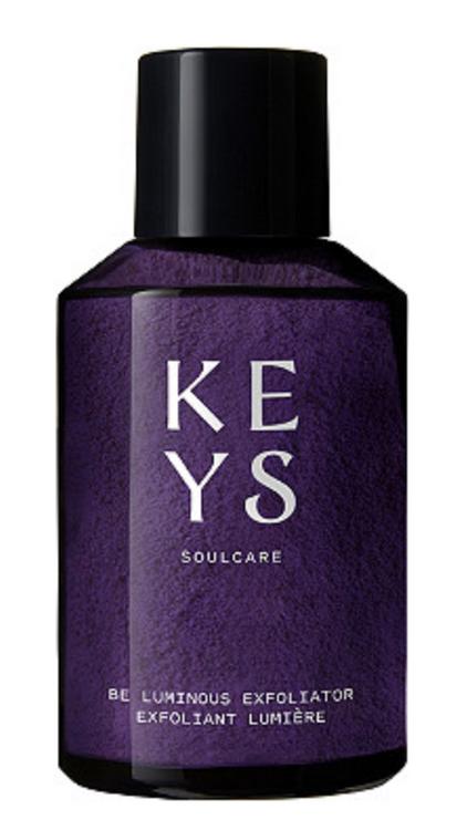 Keys Soulcare Be Luminous Exfoliator