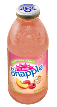 Snapple Raspberry Peach
