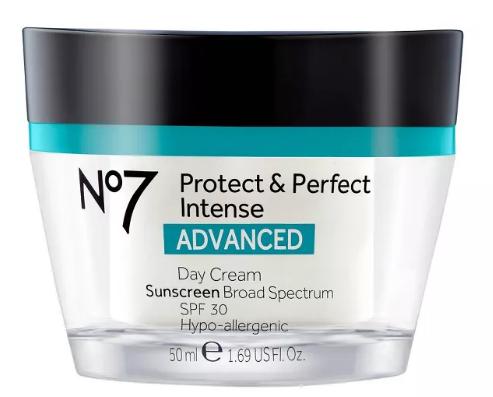 No7 Protect & Perfect Intense Advanced Day Cream - 2ct