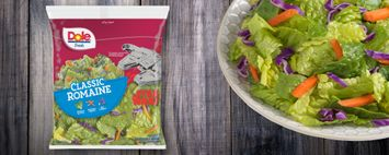 Dole Fresh Classic Romaine Salad