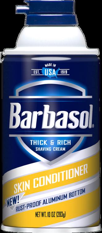 Barbasol Skin Conditioner Shaving Cream