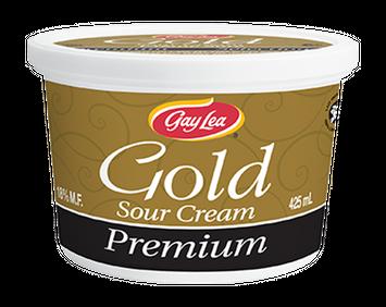 Gay Lea Gold Premium Sour Cream